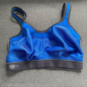High support sports bra